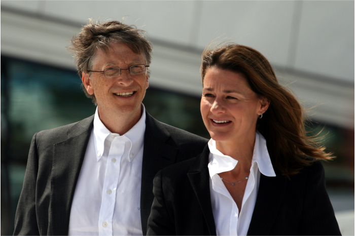 yayasan bill gates