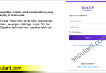 ini dia cCara Mengirim Email Di Yahoo terbaru