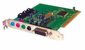 Penjelasan Lengkap Perangkat Keras Komputer sound card