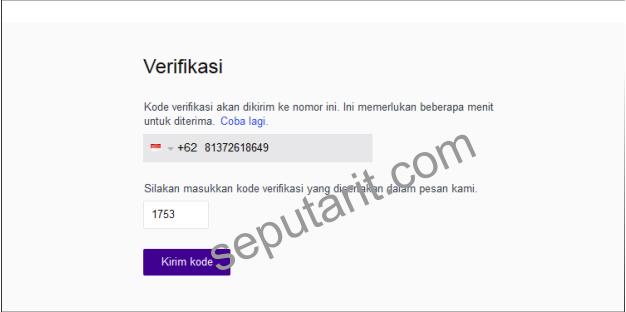 tutorial membuat email yahoo baru 4