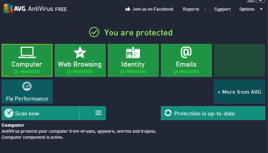 antivirus terbaik gratis untuk windows 7