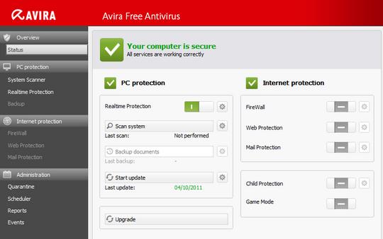 antivirus terbaik pada laptop