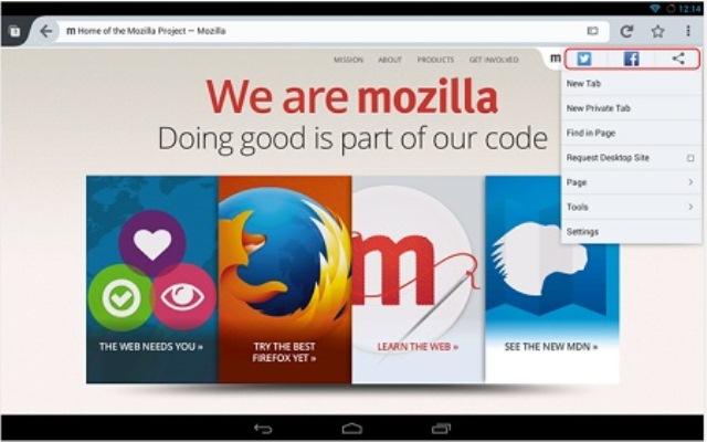Jenis jenis aplikasi browser untuk android perlu untuk android