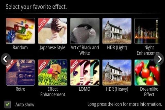 aplikasi terbaik yang wajib ada di android Tampilan aplikasi kamera