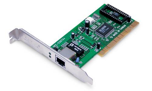 LAN Card/NIC alat jaringan komputer beserta penjelasannya