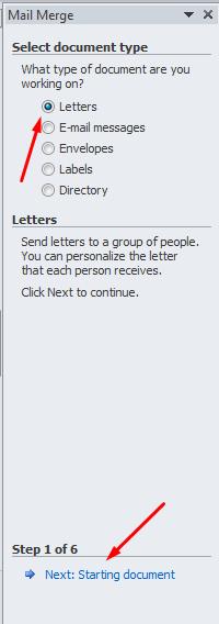 ini juga merupakan Cara mudah menggunakan mail merge