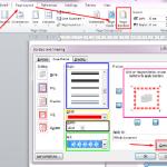 ini lo cara membuat bingkai frame di microsoft word 2007 dan 2010