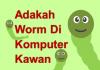 ini dia lo cara mengatasi virus worm di komputer