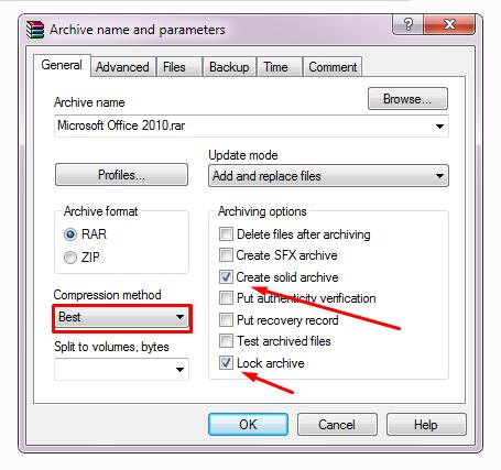 ini lah cara mengompres file menjadi lebih kecil