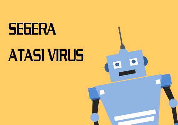 ini lo jenis jenis virus dan beberapa cara mengatasinya