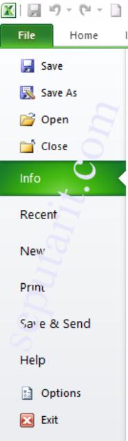 fungsi menu dan icon pada microsoft excel 2010- Nama Nama Menu Dan Icon Pada Microsoft Excel 2010 Beserta Fungsinya