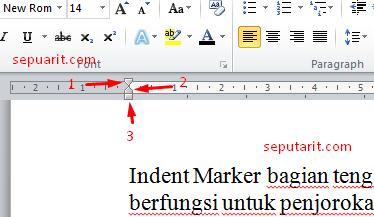ini juga Cara Merapikan Tulisan di Microsoft Word