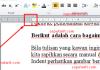 ini dia Cara Merapikan Tulisan pada Microsoft Word