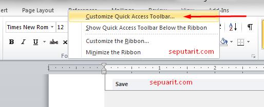 ini dia Cara Merubah ukuran inchi ke cm dalam microsoft office word