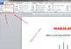 Membuat Daftar Isi Makalah Otomatis Pada Microsoft Word