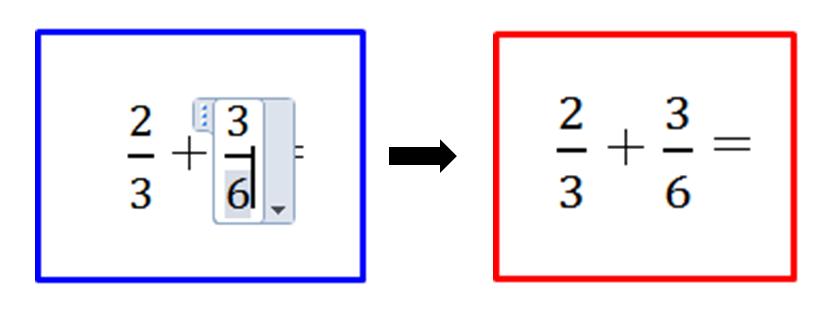 artikel ini tentang cara membuat penulisan matematika di microsoft word