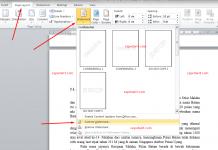 berikut ini Ini Dia Cara Membuat Logo Transparan Dibelakang Tulisan Pada Microsoft Word