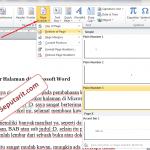 Ini Dia Cara Membuat Nomor Halaman Di Microsoft Word