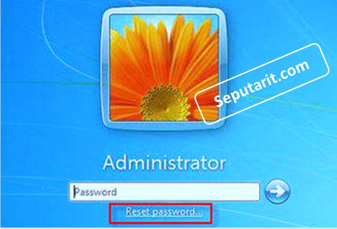 berikut adalah Cara Mengakses Komputer yang Terkunci lupa password sandi