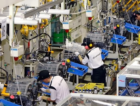 berkut artikel Peranan TIK dalam bidang Industri dan Manufaktur