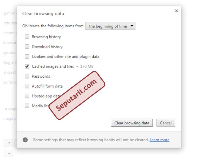 berikut artikel Cara Membersihkan Temporary File Internet dan System file sampah di komputer laptop