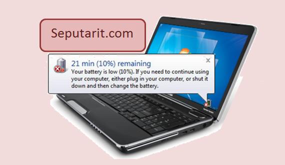 baca pembahasan i10 Cara Merawat Baterai Laptop Agar Awet Dan Tahan Lama