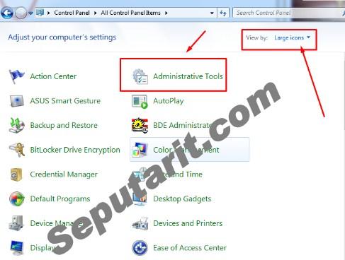 berukut Cara remove Daftar Printer Yang Tidak Digunakan Di Windows 7