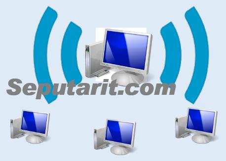 kawan bacalah Cara Mudah membuat WiFi tethering di PC