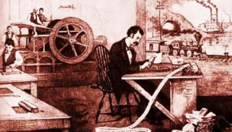 artikel Sejarah printer dan jenis jenis printer