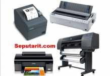 baca ini Sejarah printer dan jenis jenis printer