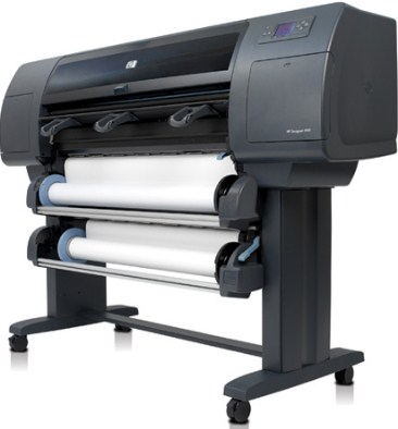 ini juga jenis jenis printer - Plotter