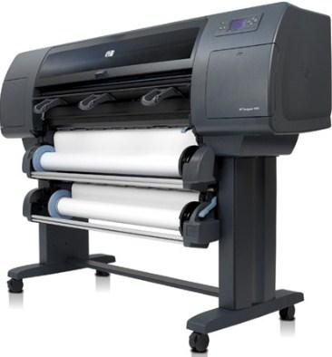 ini juga jenis jenis printer - Plotter