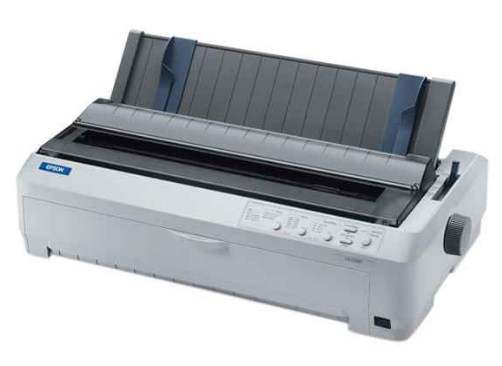 kawan ini dia jenis jenis printer - printer dot matrix