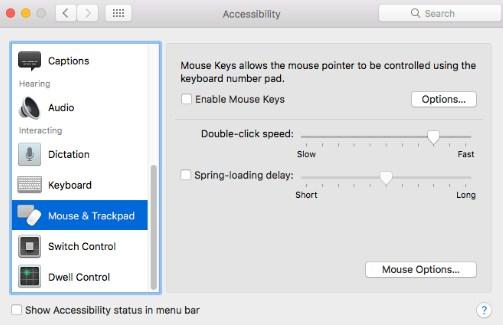 cobalah Menggunakan Mouse Pihak Ketiga di Mac