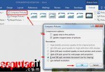 ini dia Cara Memperkecil Ukuran File Microsoft Word Kompres dan Mengecilkan Size File Word