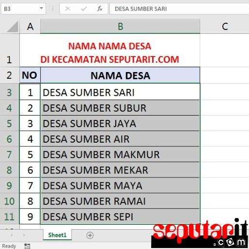 ini dia Cara Menghapus Kata di Microsoft Excel dengan Metode Find and Replace
