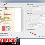 perhatikan cara merubah ukuran File PDF yang sudah jadi