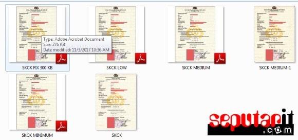 hasil memperkecil berkas PDF