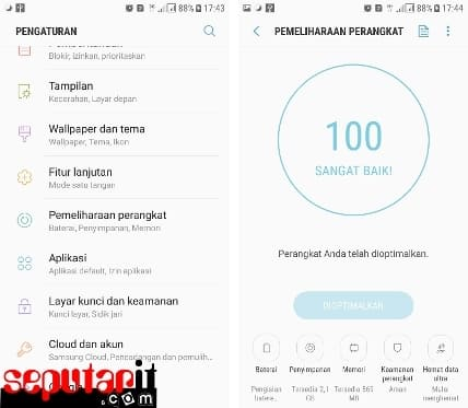 tutorial Cara Mengatasi Android Yang Lemot