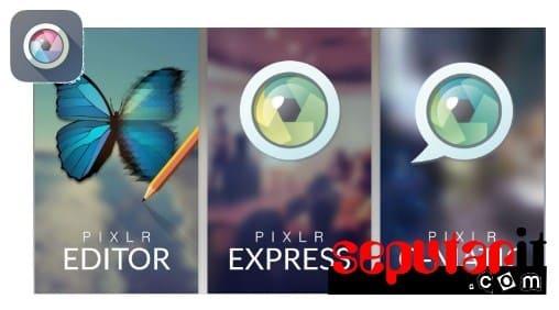 download Pixlr - Free Photo Editor terbaik di android