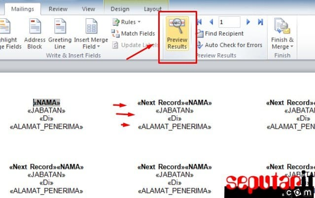 ini kawan download master label undangan 103 siap cetak