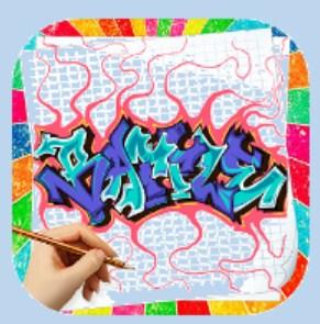 daftar Aplikasi Pembuat Graffiti di Android Terbaik How To Draw Graffities