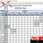 silahkan ikuti Cara Membuat Judul di Excel agar tidak bergerak Saat di naik turun kan