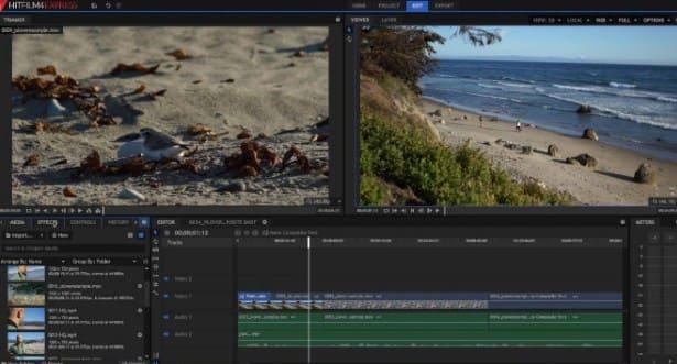 disini download Aplikasi Edit Video Untuk PC Terbaik gratis Paling Bagus hit film expres