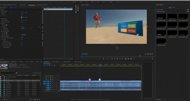 tempat untuk download aplikasi edit video gratis adobe premiere pro CC 2018