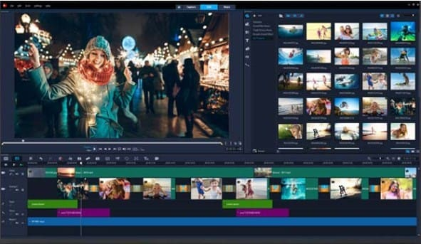 download software edit video professional corel video studio