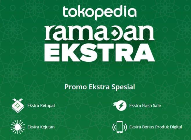Gelar Ramadan Ekstra Berikut Tips Belanja Online Hemat Selama Bulan Ramadan di Tokopedia