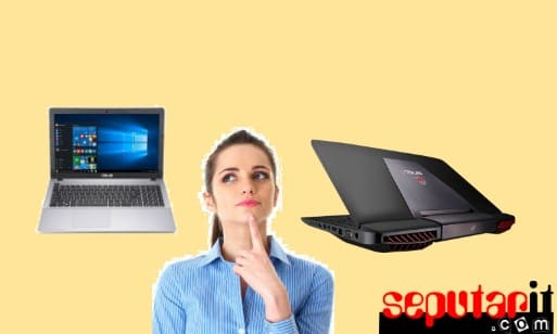 ini adalah Pertimbangan Beli Laptop Terbaru atau Bekas