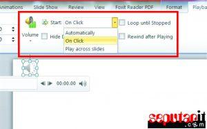 cara menambahkan backsound pada microsoft power point 2010