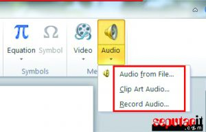 menambahkan backsound di power point